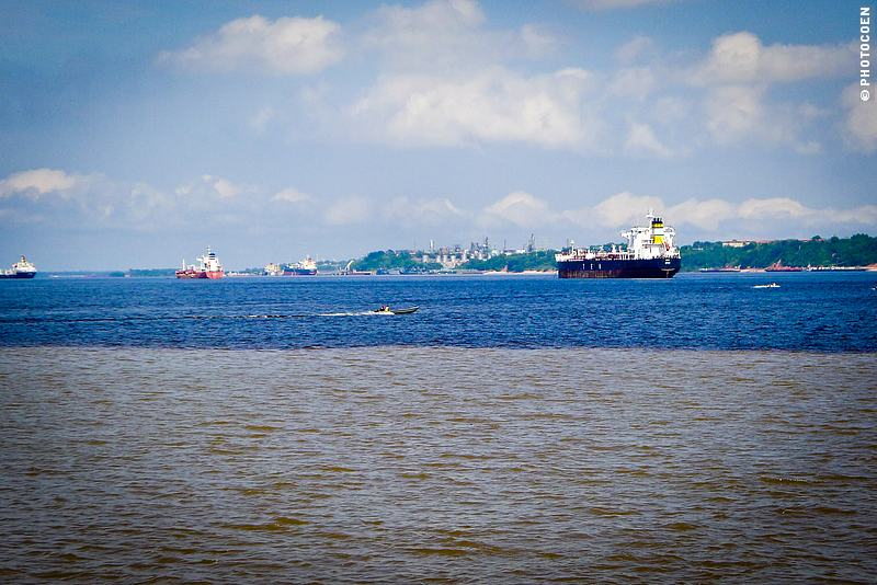 Visit Manaus - the Meeting of Waters