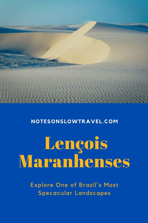 Lençois Maranhenses National Park, Brazil (©Coen Wubbels)