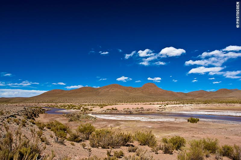 View of the Altiplano in Southwest Bolivia (©photocoen)