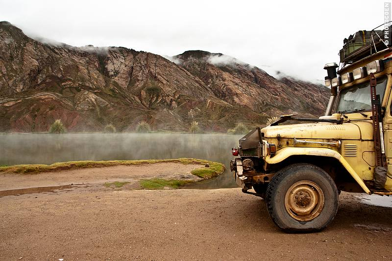 Hot Springs in South America: Talapaya, near Potosí, Bolivia (©photocoen)