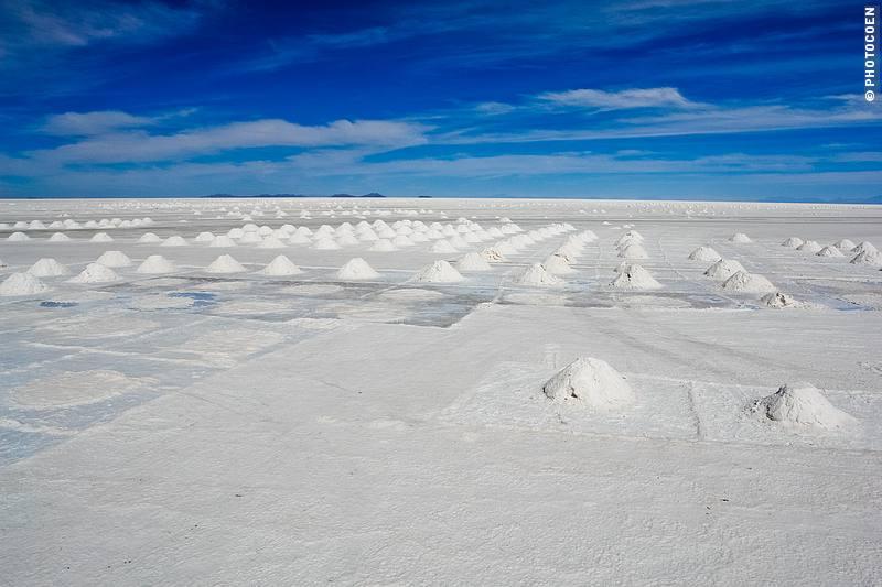 Slow Travel Camping - Alone on Salar de Uyuni, Bolivia