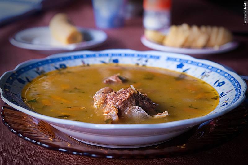 Soup in Bolivia (©photocoen)