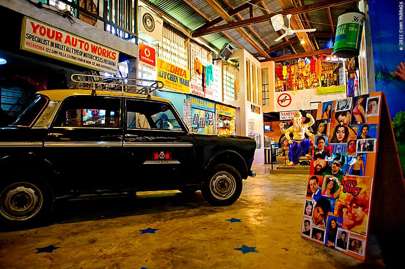 Mumbai in Suriname's Children's Museum of Villa Zapakara (©photocoen)