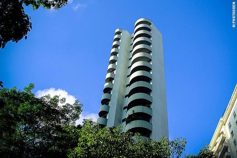 Architecture in São Paulo (©photocoen)