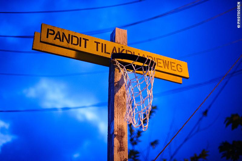 A practical solution to play basketball (©photocoen)