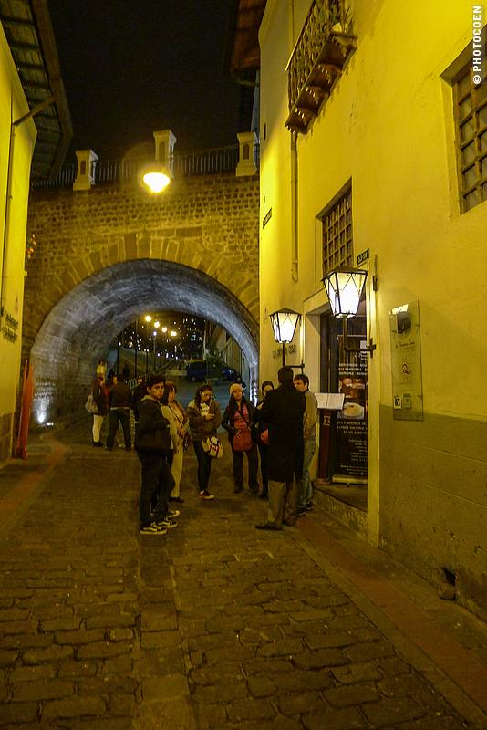 La Ronda, Quito's oldest quarter