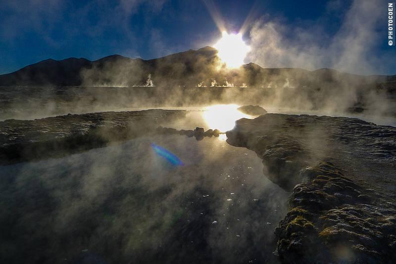 Salar de Surire, Chile
