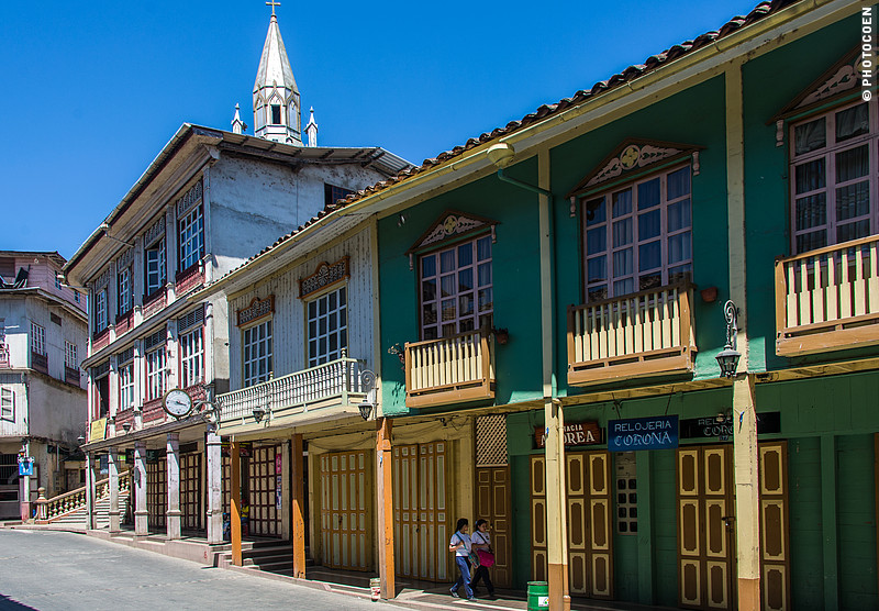 Downtown Zaruma, Ecuador (©photocoen)
