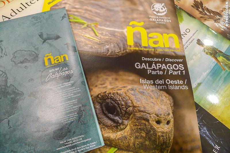 Ñan Magazine, Ecuador (©photocoen)