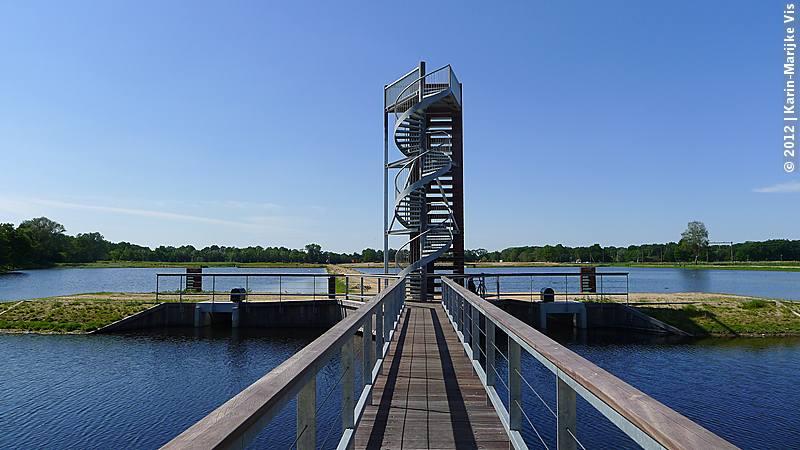 Watchtower Kristalbad, the Netherlands (©photocoen)