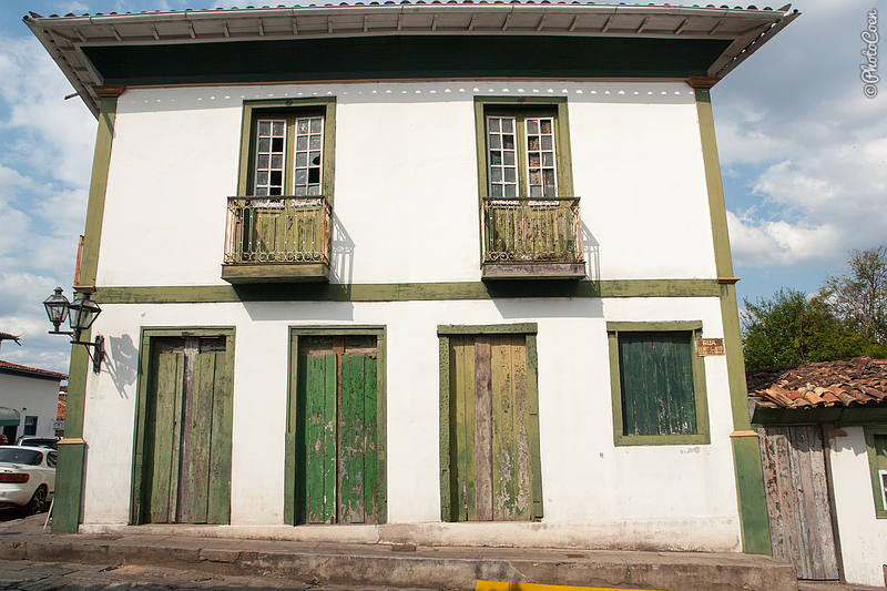 House of João Fernandes de Oliveira & Chica da Silva is now open to the public.