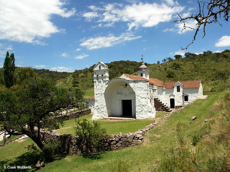 Candonga chapel, Central Argentina (©photocoen)