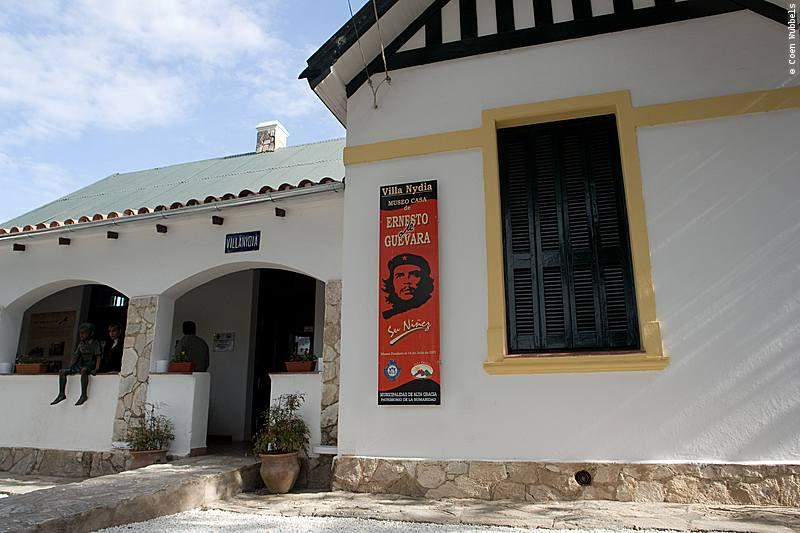 Che Guevara Museum in Alta Gracia (©photocoen)