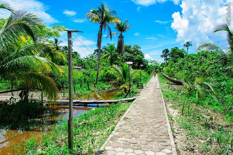 Fort Island, Guyana (©photocoen)