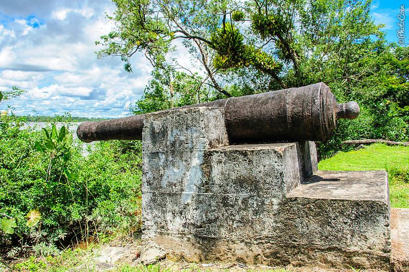 Fort Zeelandia, Guyana (©photocoen)