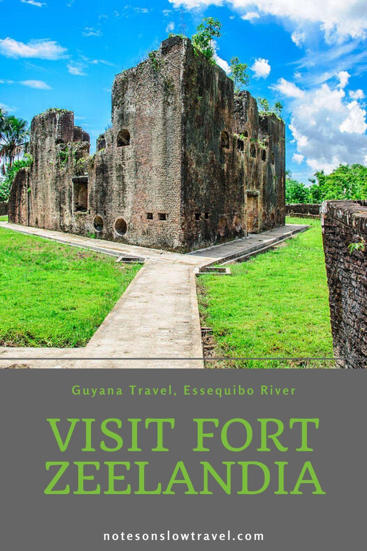 Fort Zeelandia, Essequibo River, Guyana