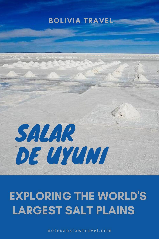 Explore Salar de Uyuni, Bolivia (©Coen Wubbels)