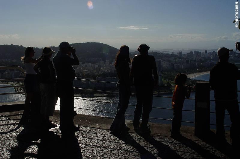 Platform Urca Hill, Rio de Janeiro (©photocoen)