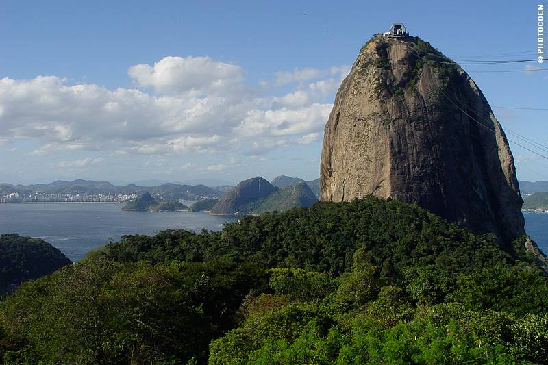 Hiking Sugarloaf Mountain and Urca Hill in Brazil