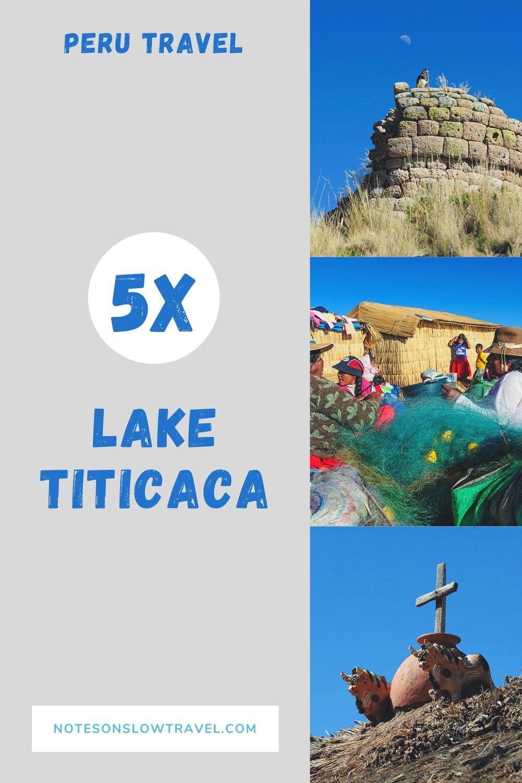 Lake Titicaca, Peru (©Coen Wubbels)