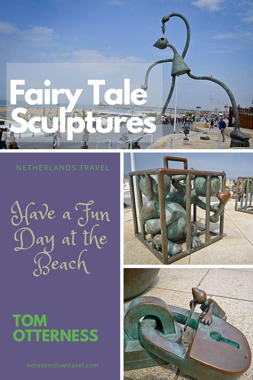 Tom Otterness Sculptures, Netherlands