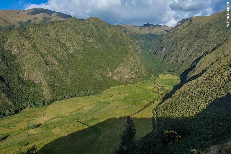 Valley Hacienda Zuleta, Ecuador