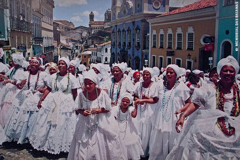 Baianas de Acarajé in Salvador da Bahia