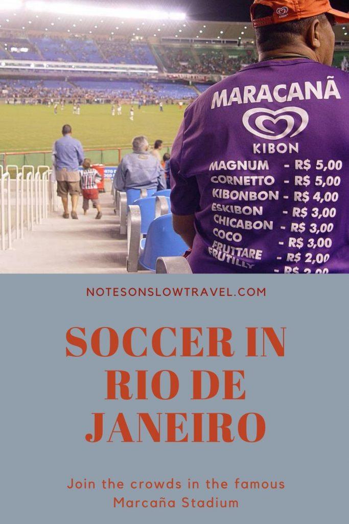 Maracaña Stadium, Rio de Janeiro, Brazil (©Coen Wubbels)