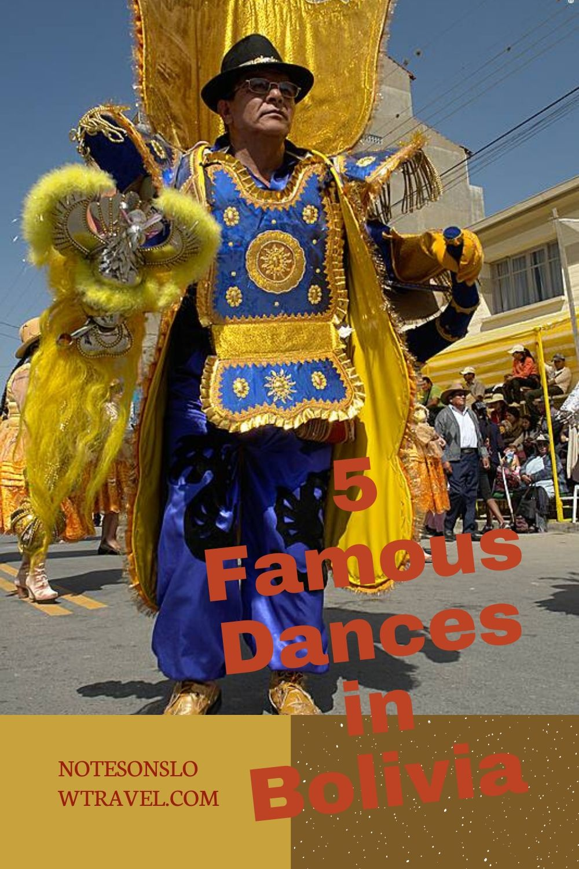 5 Famous Dances in Bolivia (©Coen Wubbels)