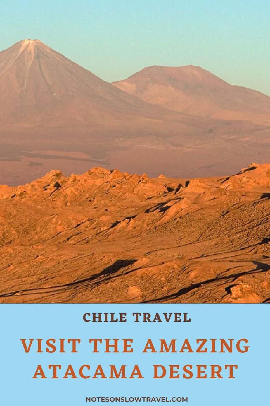 Landscapes of San Pedro Atacama, Chile (©Coen Wubbels)