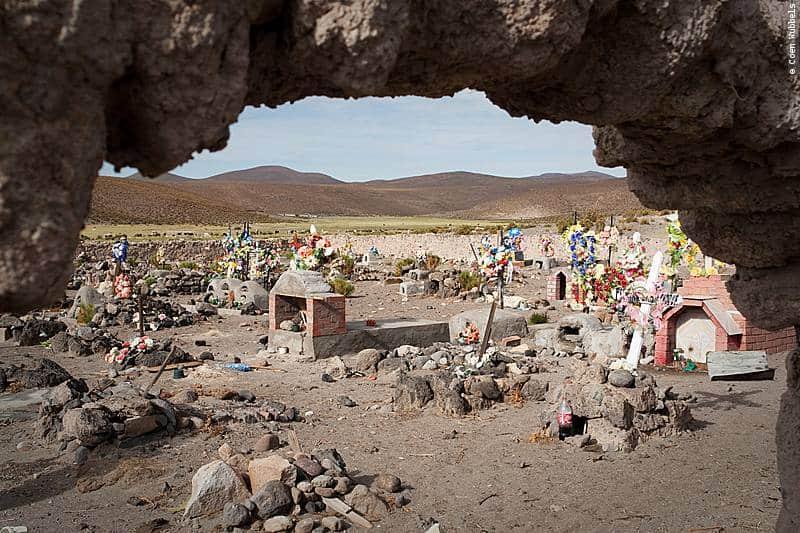 Graveyard Atacama Desert, Chile