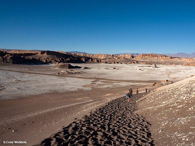 Vale de la Luna, San Pedro de Atacama, Chile